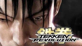 Tekken Revolution OST Arctic Dream