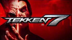 【鉄拳7】Tekken7 OST - Geometric Plane - The Motion