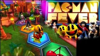 Pac-Man Fever Gamplay (PS2)