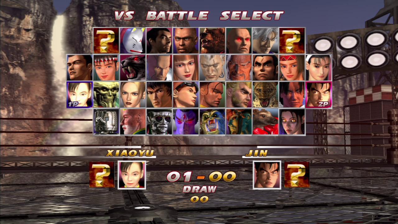 Versus Mode Tekken Wiki Fandom