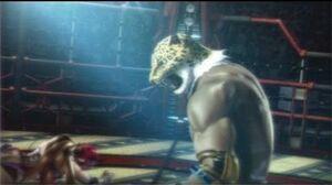 Tekken Tag Tournament 2 - King ending - HD 720p
