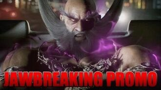 Tekken Tag Tournament 2 - PS3 X360 - Jawbreaking promo trailer