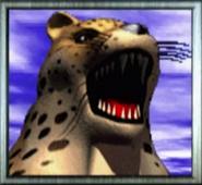 Tekken2 King Portrait