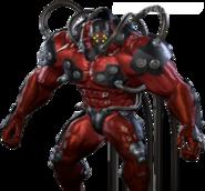 Nuevo Personaje Robot T7