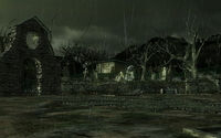 Cemetery Tekken 6