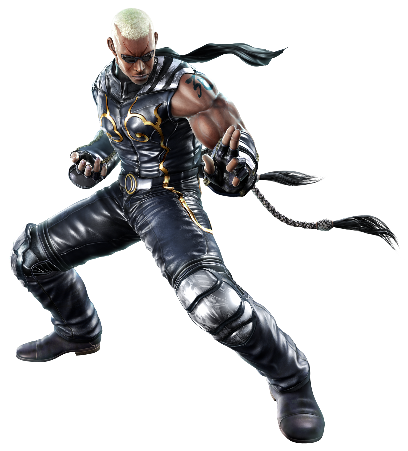 male jin tekken characters
