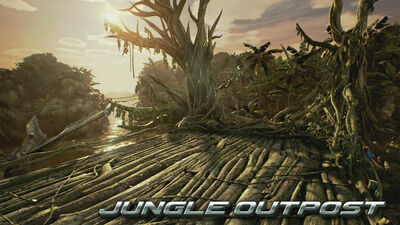 T7 Stage - Jungle Outpost