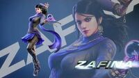 Tekken 7 Zafina Season Pass 3