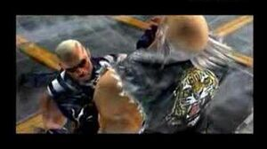 Tekken 5 Raven Interludes