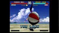 (Ps1) Tekken 3 Ball Mode - All Balls Gameplay