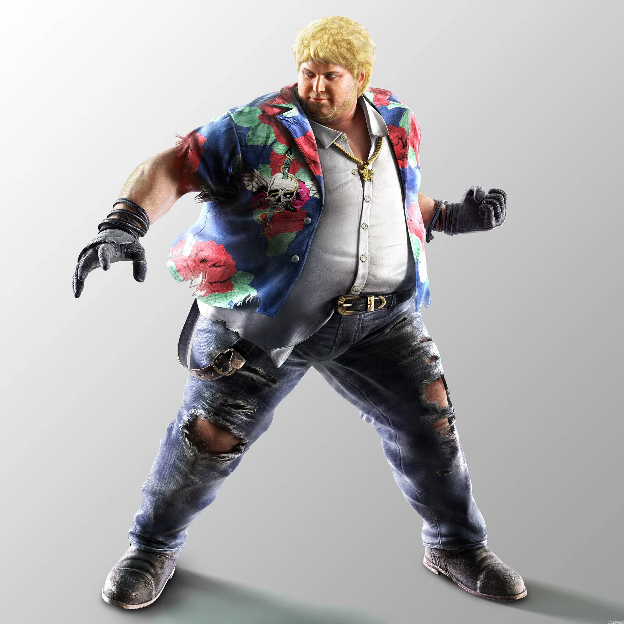 Robert Richards Tekken Wiki Fandom