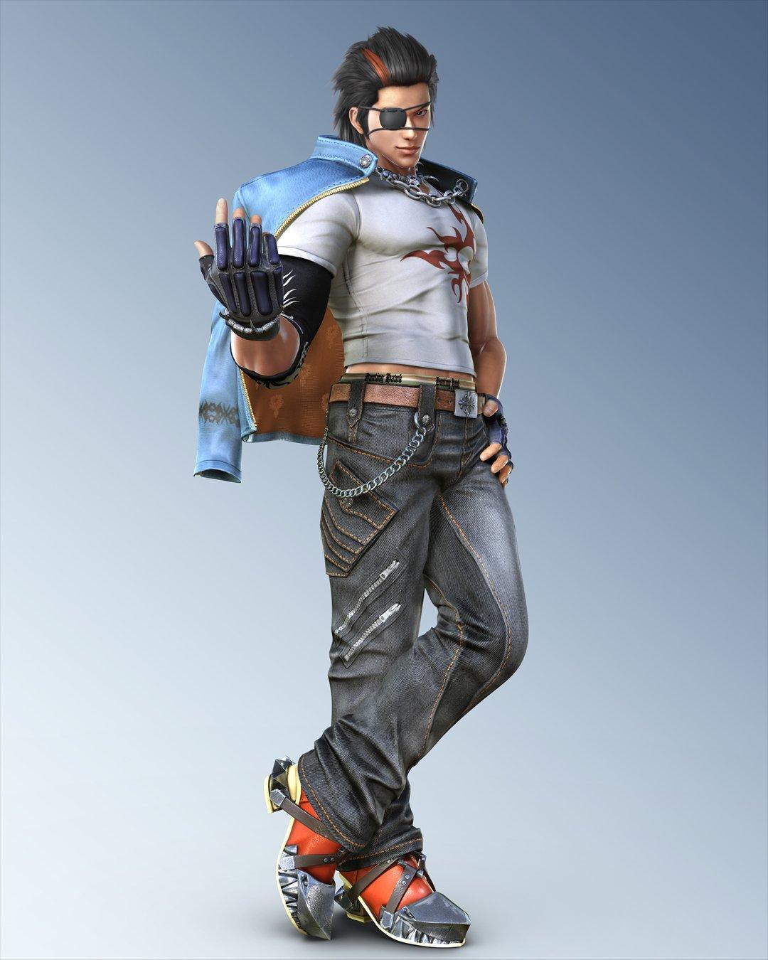 Hwoarang Tekken Wiki Fandom