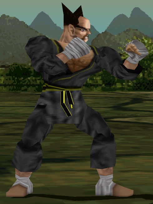 Heihachi Mishima Outfits Tekken Wiki Fandom Powered By Wikia