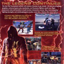 Tekken 4 Gallery Tekken Wiki Fandom