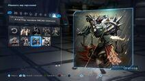 Tekken7 customization character illustration