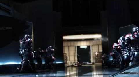 Tekken 6 - Ending Lars Alexandersson