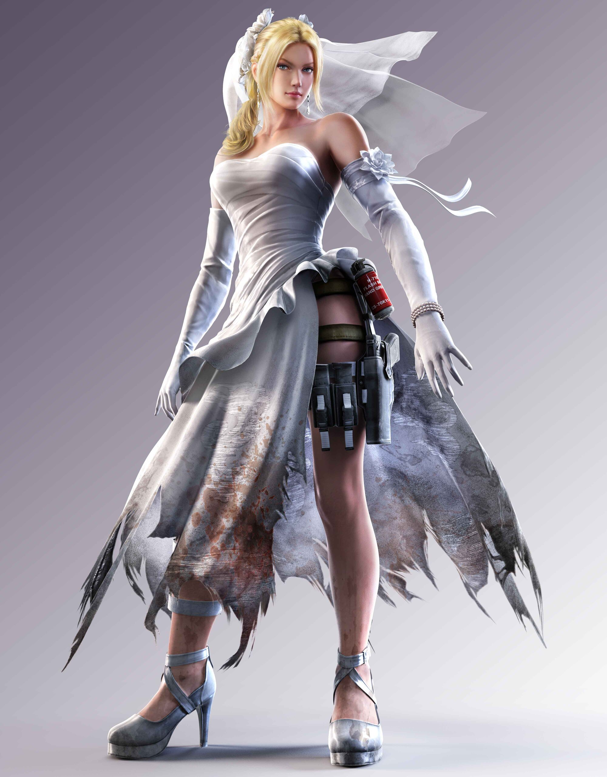 Nina Williams | Tekken Wiki | FANDOM powered by Wikia