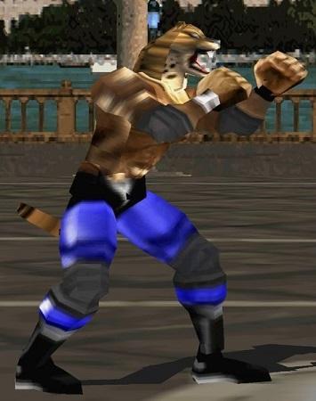 King Outfits Tekken Wiki Fandom