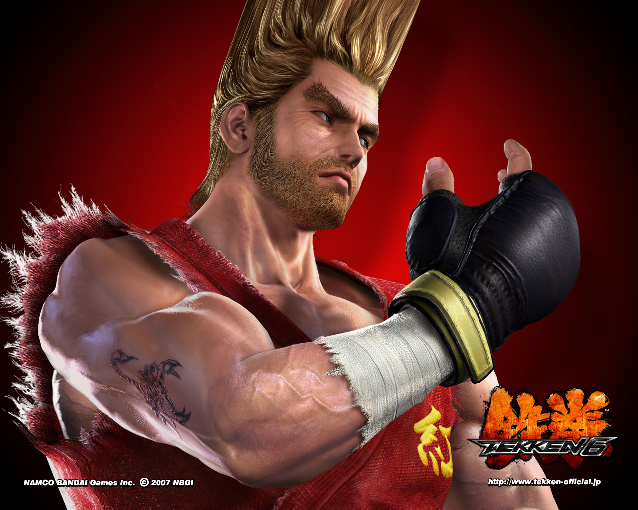 Paul Phoenix Tekken 6 Normal54