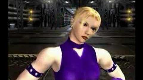 Tekken Tag Tournament - Anna Ending