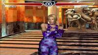 Tekken 4 Nina Williams All Intros & Win Poses