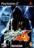 Tekken 4 front cover eu ver