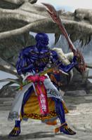 Tekken5 Yoshimitsu Outfit3