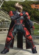 Tekken6 Lars P1 Outfit