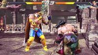 Tekken 7 - E3 2016 Gameplay 1