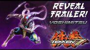 Tekken 7 - Yoshimitsu Trailer