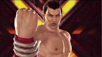 Tekken Tag Tournament 2 Feng Wei Intro Pose 1