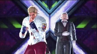 Tekken Tag Tournament 2 Steve Fox Intro Pose 2