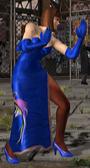 Tekken Tag Tournament Anna P2 Outfit
