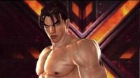 Tekken Tag Tournament 2 Jin Kazama Intro Pose 2