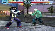 Tekken 4 Gameplay with Jin Kazama