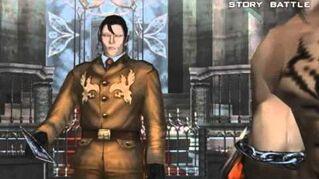Tekken 5 Dark Resurrection Sergei Dragunov Interludes