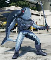 Tekken7 Yoshimtsu Shark