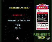 Galaga - Perfect - Tekken 1