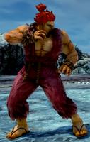 Tekken7 Akuma P2Outfit