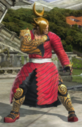 Tekken6 Lars P3 Outfit