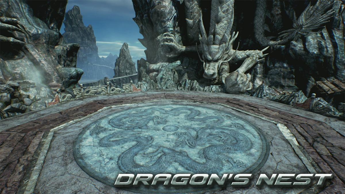 Dragon's Nest (Tekken 7) | Tekken Wiki | FANDOM powered by Wikia
