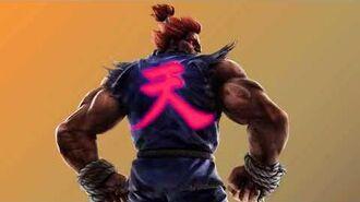 Tekken 7 - Akuma (Voice Collection)