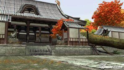 Tekken-dark-resurrection-autumn-temple
