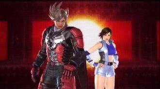 Tekken Tag Tournament 2 Lars Intro Pose 2