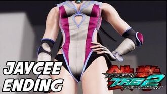 Tekken Tag Tournament 2 - Jaycee Arcade Ending Movie
