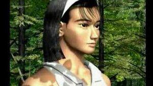 Tekken 2 Jun Kazama Ending-3