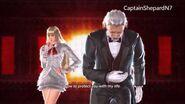 Tekken Tag Tournament 2 Sebastian Intro Pose 3
