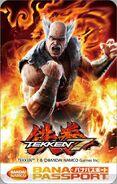 Heihachi Art Tekken 7