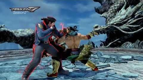 New Moves for all characters gameplay wall bounce footage ➤ Tekken 7