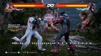 Tekken Gym Extra - Новое в механике Tekken 7 (1 часть)